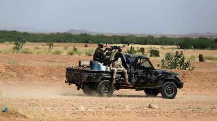 Nigeryje nuo minos žuvo septyni rinkimų komisijos nariai