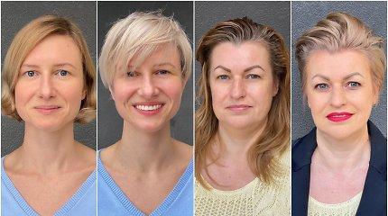 Stilistė J.Malakauskaitė pasidalijo 24 kurtais įvaizdžiais: kas tinka jaunoms ir kas vyresnėms moterims?