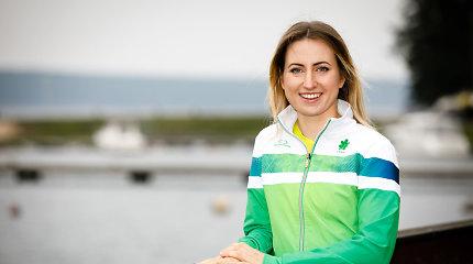 2019 metų Geriausia Lietuvos buriuotoja – olimpietė Viktorija Andrulytė