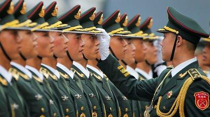Pradžiamokslis Kinijos karinės technikos stebėtojams