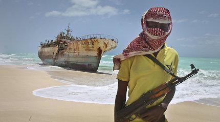 Prie Benino krantų pagrobti devyni norvegų laivo įgulos nariai