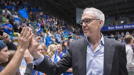 Vokietijos rinktinė turi naują trenerį