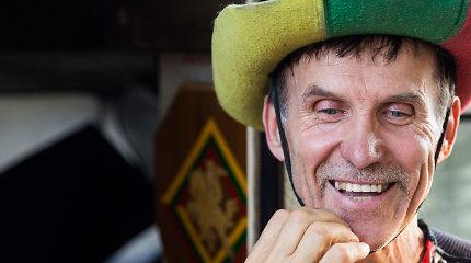 Ūpo Dėdei svarbiausia garsinti Lietuvą, o su mylimąja jis bendrauja platoniškai