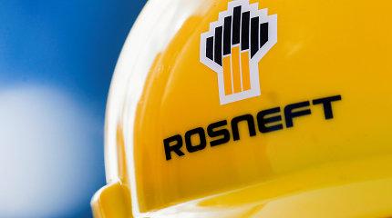 """I.Sečinas dar penkerius metus vadovaus """"Rosneft"""""""