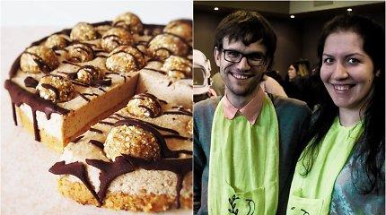 """""""Vegan Pipiro"""" receptas: nekeptas riešutinis-bananinis tortas Mamos dienai"""