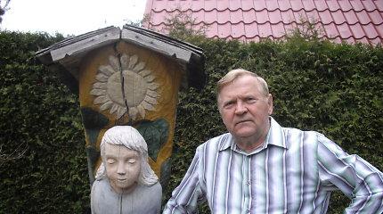 Rašytojas Vytautas Račickas: jeigu šeimoje niekas neskaito, neskaitys ir vaikai