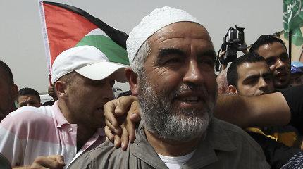 Izraelio teismas už terorizmo kurstymą musulmonų dvasininkui skyrė laisvės atėmimo bausmę