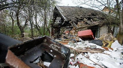 Ieškome kiaulių: landyne virtusio namo Kauno Aleksote savininkams gresia keturgubi mokesčiai
