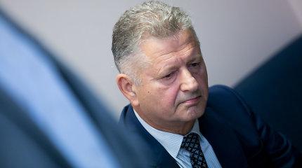 Korupcija įtariamas V.Bavėjanas apskundė atleidimą iš Apeliacinio teismo teisėjo pareigų