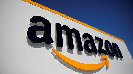 """JK reguliuotoja leido """"Amazon"""" įsigyti """"Deliveroo"""" akcijų paketą"""
