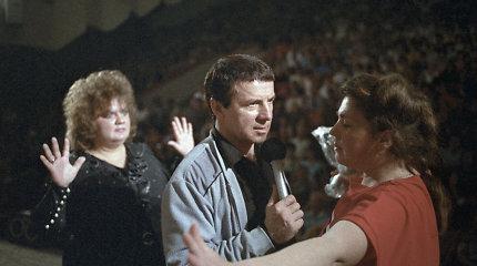 A.Kašpirovskiui – 80: kaip SSRS saulėlydžio burtininkas savo seansais užkerėdavo tūkstančius?
