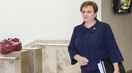 """""""MG Baltic"""" byloje liudijusi D.Mikutienė tvirtino V.Gapšio spaudimo nepatyrusi"""