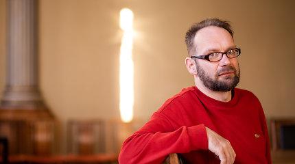 """Andrius Jakučiūnas: Apie šešis milijardus homofobų ir burtažodį """"mokslas"""""""