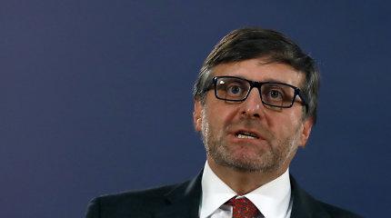 """JAV pasiuntinys sukritikavo ES dėl """"blogo signalo"""" Balkanams"""