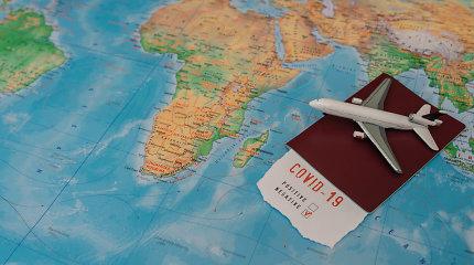 Po užsienį keliavę Lietuvos gyventojai antrąjį ketvirtį išleido 56 mln. eurų