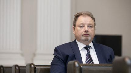 Buvęs Seimo komiteto vadovas P.Narkevičius sako, kad spaudimo dėl pataisų nepatirdavo