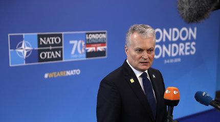 G.Nausėda į NATO susitikimą vėl vežasi Rusijos klausimą: ar bus išgirstas?