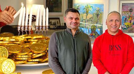 Susipažinkite su Chanuka: Izraelio ambasadorius pasakoja apie tradicijas ir rodo, kaip pagaminti latkes