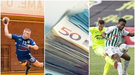 Pinigų dalybų nuošalėje liksiantys Vilniaus klubai kelia triukšmą