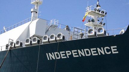 Energetinė nepriklausomybė: ar lašas rusiškų dujų teršia SGD terminalą?
