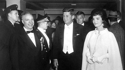 Paviešins su J.F.Kennedy nužudymo byla susijusius dokumentus