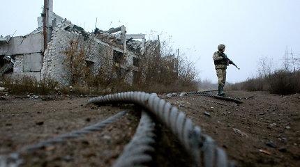 Ukrainos konflikto šalių pajėgų atitraukimas atidėtas iki šeštadienio