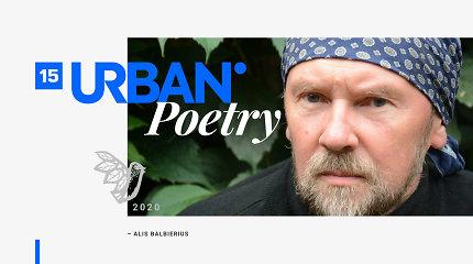"""Poezijos pavasario laureato A.Balbieriaus eilėraščiai: """"Gamta – tai vienintelis mūsų rojus"""""""