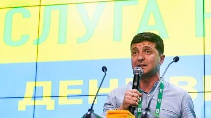 Politologas apie Ukrainos Rados rinkimus: visi šunys bus kariami ant V.Zelenskio