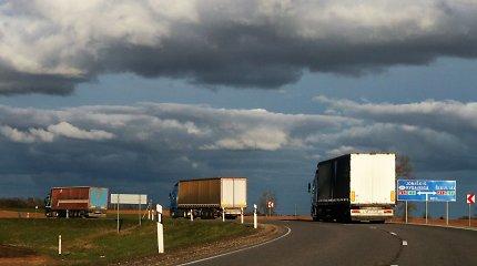 Siūloma supaprastinti licencijas vežėjams
