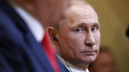 """""""Už Kremliaus sienų"""": negailestingas pasakojimas apie tai, kaip V.Putino KGB prismaugė ir Rusiją, ir Vakarus"""