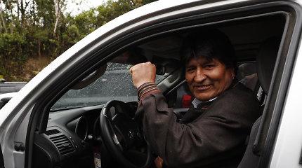 Bolivijos Kongresas priėmė įstatymą dėl naujų rinkimų be E.Moraleso
