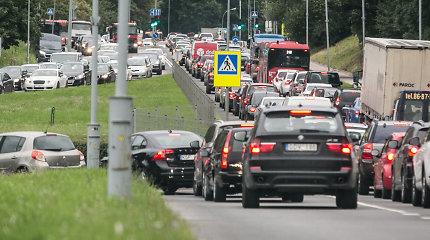 """Mobilumo ekspertė apie tai, kodėl verta keisti keliavimo įpročius: """"trečdalis Vilniaus mokyklų ir darželių patenka į padidėjusio triukšmo zonas"""""""