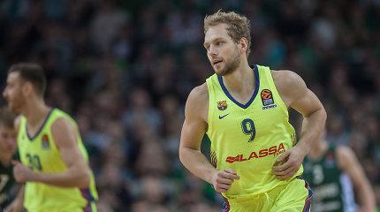 Slovėnijos krepšininkai sutramdė Ukrainos komandą