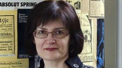 Rita Miliūnaitė: Bendrinės kalbos niekas neatšaukė, bet...