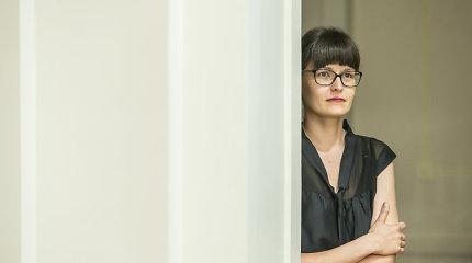 """Kandidatė į LKT pirmininkus A.Pakarklytė: """"Tarp svarbiausių uždavinių – naujas finansavimo modelis"""""""