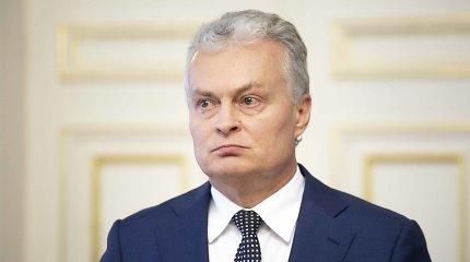 Prezidento patarėjas: Lietuvos prezidento pokalbių protokolų slaptumas priklauso nuo turinio