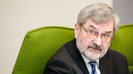 Permainos LFF: dėl neveiklumo balsą Vykdomajame komitete prarado G.Babravičius