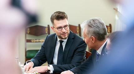 Premjeras neatmeta galimybės dar kartą į ekonomikos ministrus teikti L.Savicką
