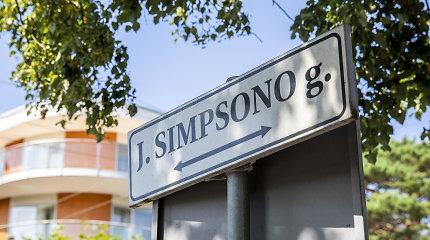 """Kodėl Palangoje yra Simpsono gatvė? Tai lėmė tikrai ne """"Simpsonai"""""""