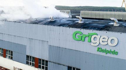 """Akcinei bendrovei """"Grigeo"""" suteiktas stebimojo statusas"""