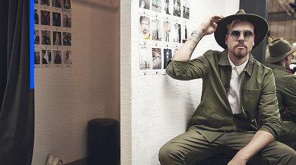 R.Kalinkinas apie šiuolaikinių vyrų madą: nuo pūstų barzdų iki viso kūno puošybos auskarais ir tatuiruotėmis