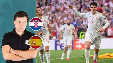 Marius Bagdonas. Kroatija – Ispanija: ką aš pamačiau?