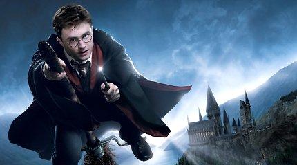 Testas: ar prisiminsite šiuos mažiau žinomus Hario Poterio knygų personažus?