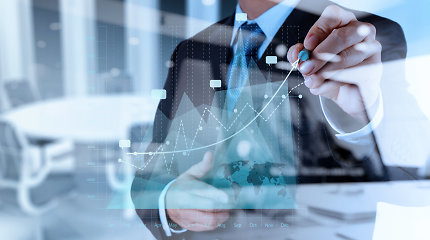 """""""Fitch Ratings"""": Lietuva išlaiko aukštą kredito reitingą su stabilia perspektyva"""