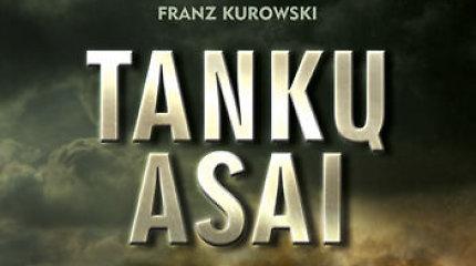 F.Kurowskio knygoje – apie nacistinės Vokietijos tankus