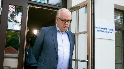 Patarėja: korupcija įtariamas teisėjas E.Laužikas toleravo pasiūlymus dėl galimo atlygio už poveikį