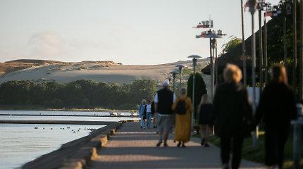 Pinigų dalybos pajūrio kurortų merus paliko be žado: takai netarnauja turistams?
