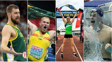 Likus metams iki Tokijo čempionai šauna: kiek ir iš kieno tikimės olimpinių medalių?