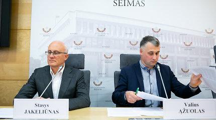 """Krizės tyrimo pabaiga: nebevertins V.Vasiliausko, bet siūlo kreiptis į prokuratūrą dėl VILIBOR, """"Sodros"""""""