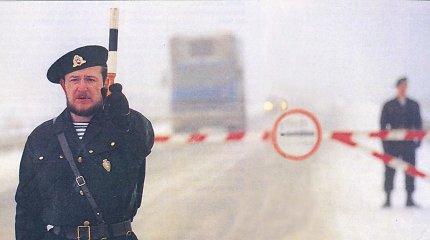 10 minučių siaubo, arba Kaip beginkliai lietuviai prieš 30 metų saugojo Lietuvos sieną